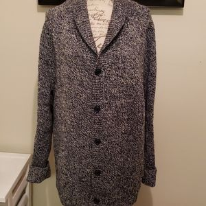 Mens Old Navy Cardigan Sweater XL